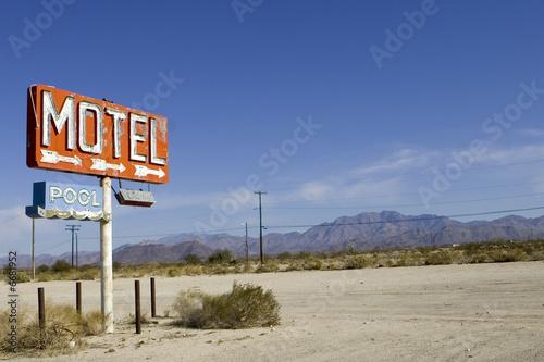 Wall Murals Route 66 Mojave Desert 5935