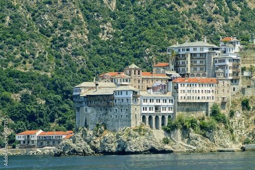 Fotografie, Obraz Mount Athos - Grigoriju Monastery