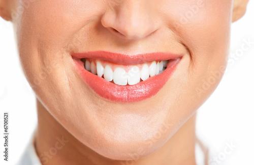 Woman teeth #6700521