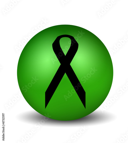 Cancer Symbol Green Buy This Stock Illustration And Explore