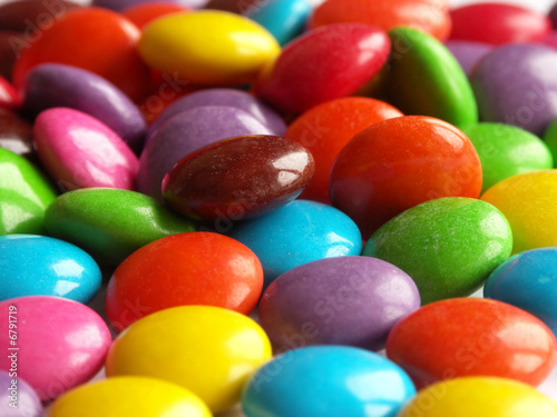 Sweet candys
