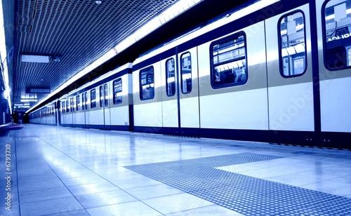 Fotografía metro