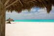 unspoilt tropical beach