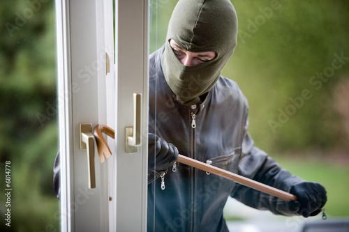 Cuadros en Lienzo  Einbrecher