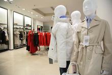 Department Of Children Upper Clothes In Shop