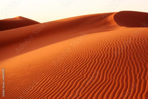Fotografía Sahara desert