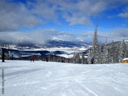 Fotografie, Obraz  Keystone Colorado