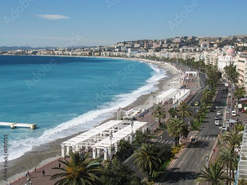 Fotografía  Nice Promenade des Anglais