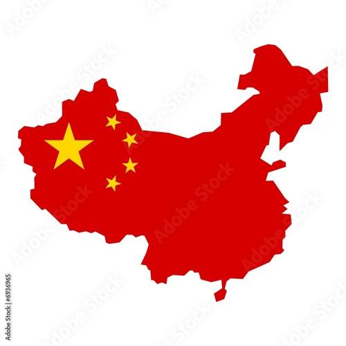 Tuinposter China chine china
