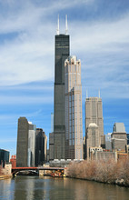 The High-rise Buildings In Chi...