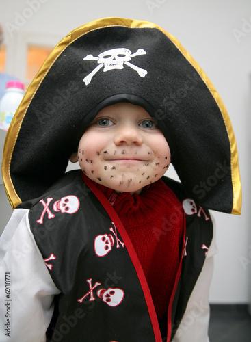 Fotografering  Pirate des Caraïbes #5