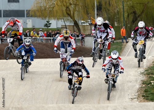 Course de bi cross