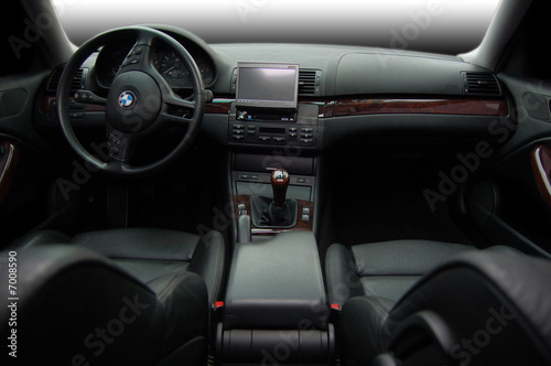Photo  325 Ci BMW interior