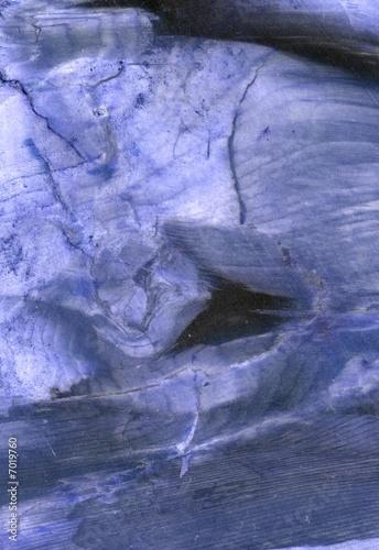 Spoed Fotobehang Onweer vintage marble rock