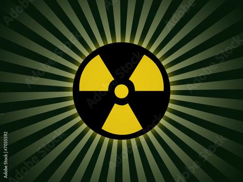 Foto-Plissee - Radioactivity (von PackShot)