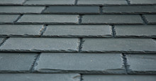 A Slate Roof In The North Of E...