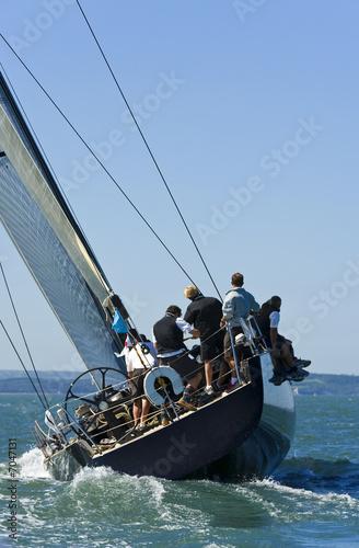 Papiers peints Nautique motorise Full Tilt Sailing