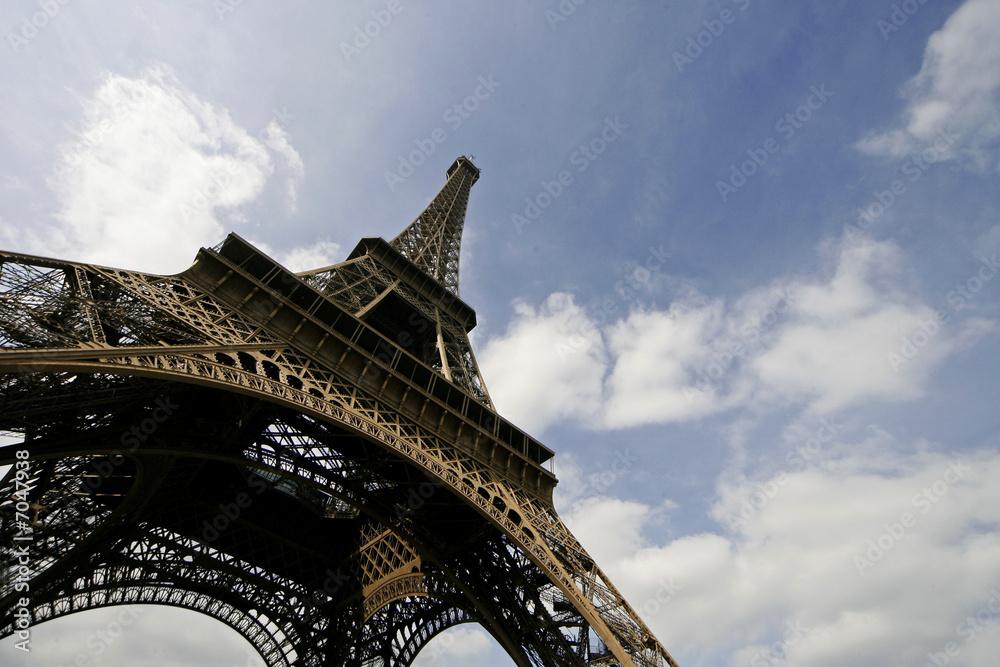 Fototapeta Tour Eiffel Paris - obraz na płótnie