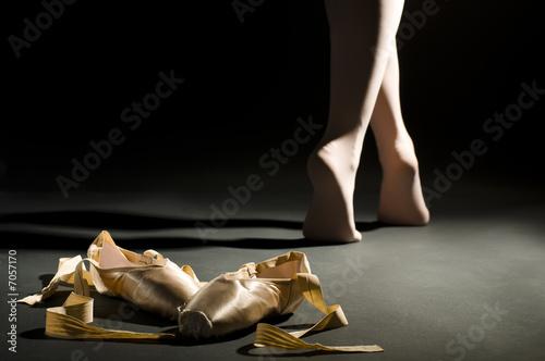 Fotografia  ballet schoes