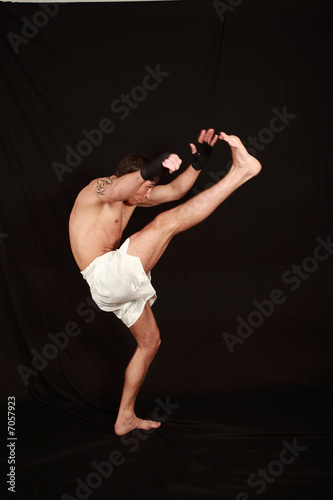Photo Kickboxing.
