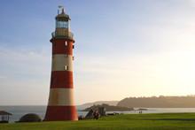 John Smeaton's Eddystone Lighthouse, Plymouth Hoe