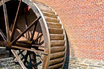 stari mlinski kotač