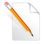 Fichier crayon