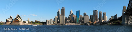 Sydney Skyline panorama #7096550
