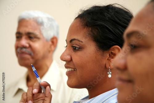 Fotografie, Obraz  Minority Business