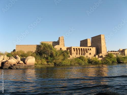 Tuinposter Egypte Philae Temple, Aswan Egypt