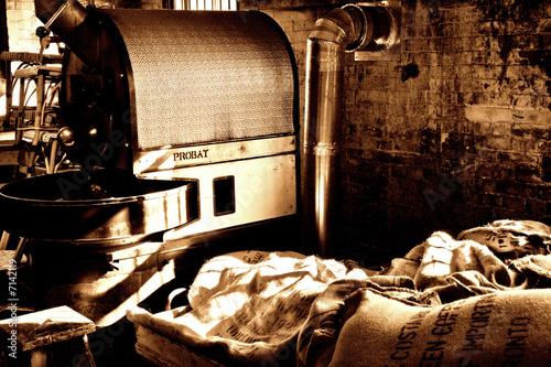 Probat Coffee roaster Fototapeta