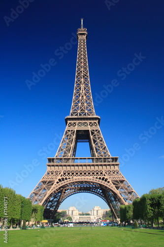 Foto-Rollo premium - Tour Eiffel