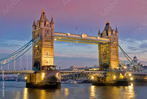 Foto op Canvas Londen TB8