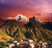 Himalayan Fantasy