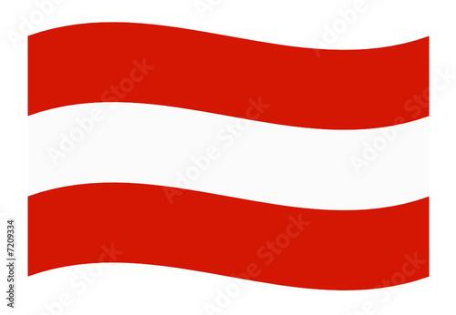 Photo Stands United States österreich austria fahne welle