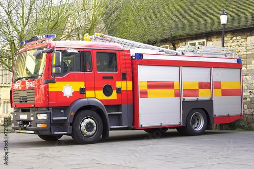 Fotografía Fire Engine