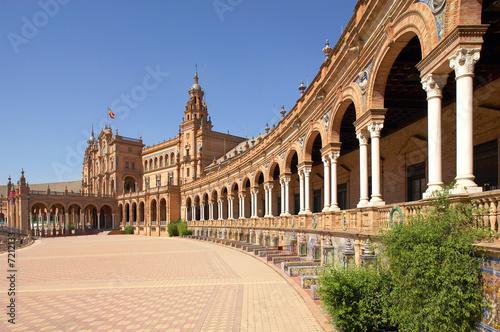 Sevilla-Palacio Espanol