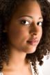 Beautiful soft african portrait