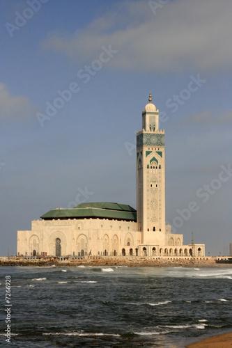 Hassanmoschee, Casablanca