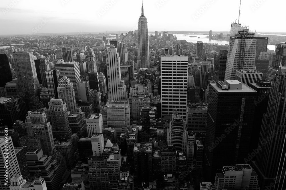 Fototapety, obrazy: New York City
