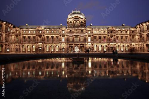 Fotografie, Obraz  Musée du louvre - Paris