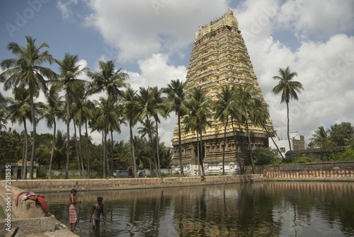 Fotografia, Obraz  Temple