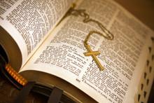 Open Bible Psalm 23