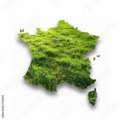 Fotografie, Obraz  France herbue