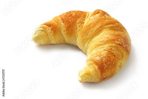 Billede på lærred Croissant