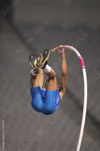 Foto Atletismo Salto de Pertiga
