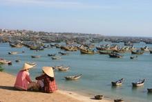 Vietnamese Fisherman Village