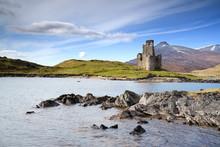 Castle On Loch