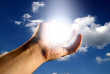 Light In Hand God Bless To You