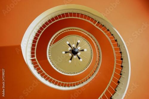wendeltreppe © masterric3000